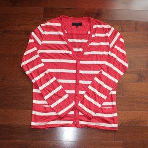 Essential - Horizontal Striped Cardigan